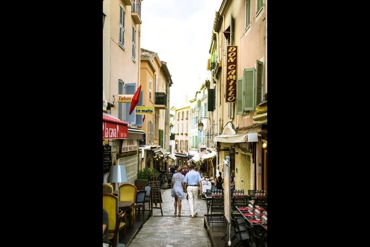 Den franske Rivieraen - avslappet, glamorøs og idyllisk