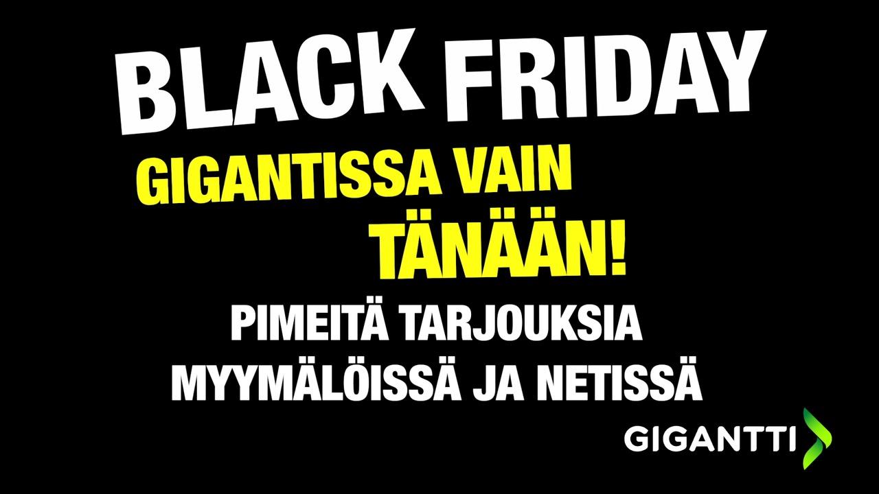 Gigantin Black Friday 2015