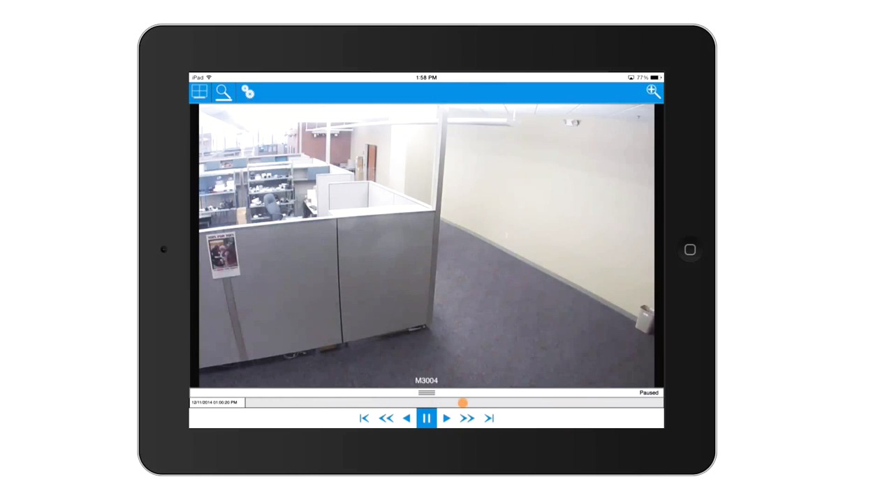 Kameraövervakning från Gate Security - exacqVision 6.6
