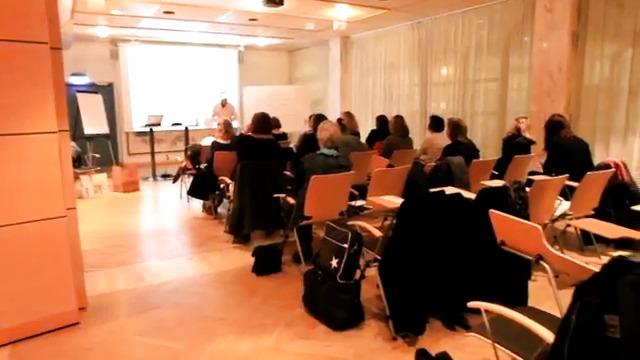 Konferens Malmö Börshus video