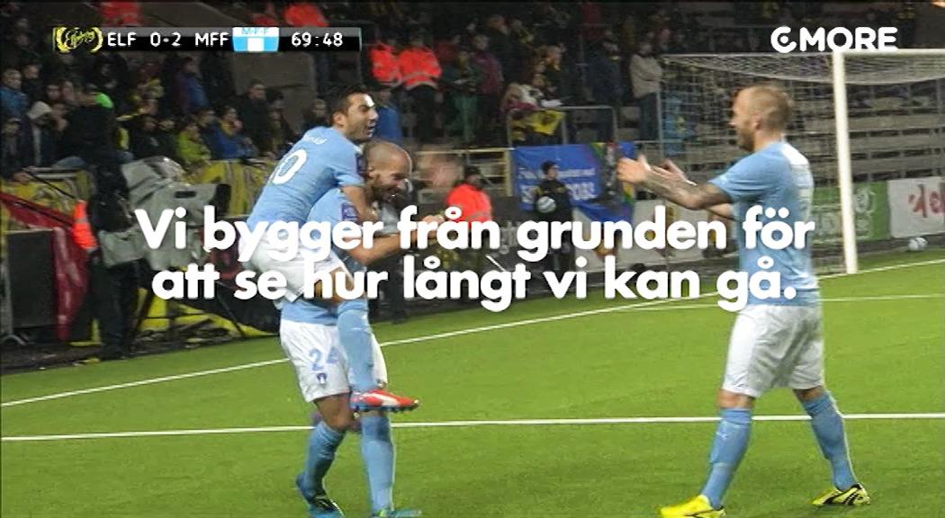 Rörläggaren - Malmö FF SM-guld