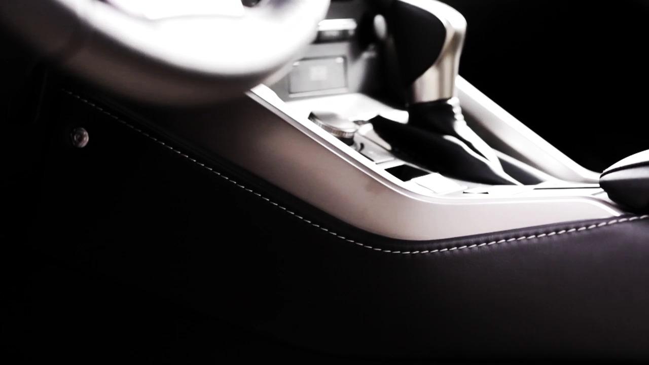 Lexus nya vassa crossovermodellen NX