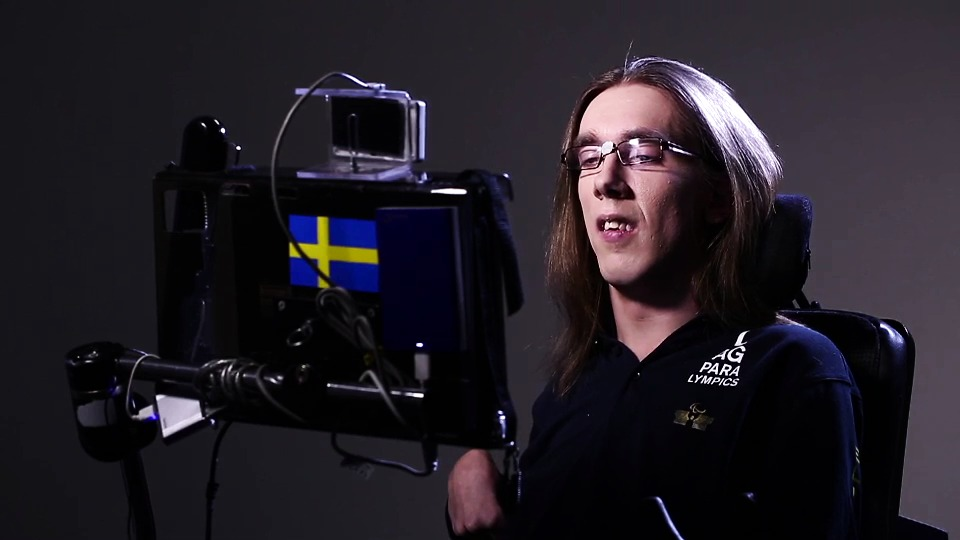 Bocciaspelaren Christoffer Hagdahl – om vinsterna av att idrotta