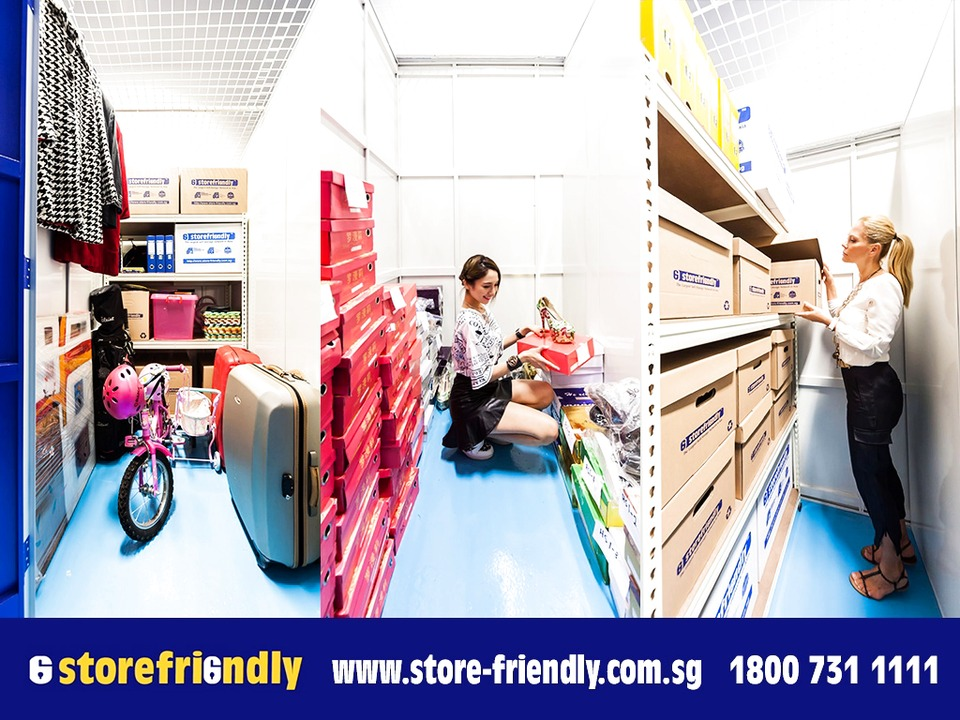 storefriendly 15 second commercial