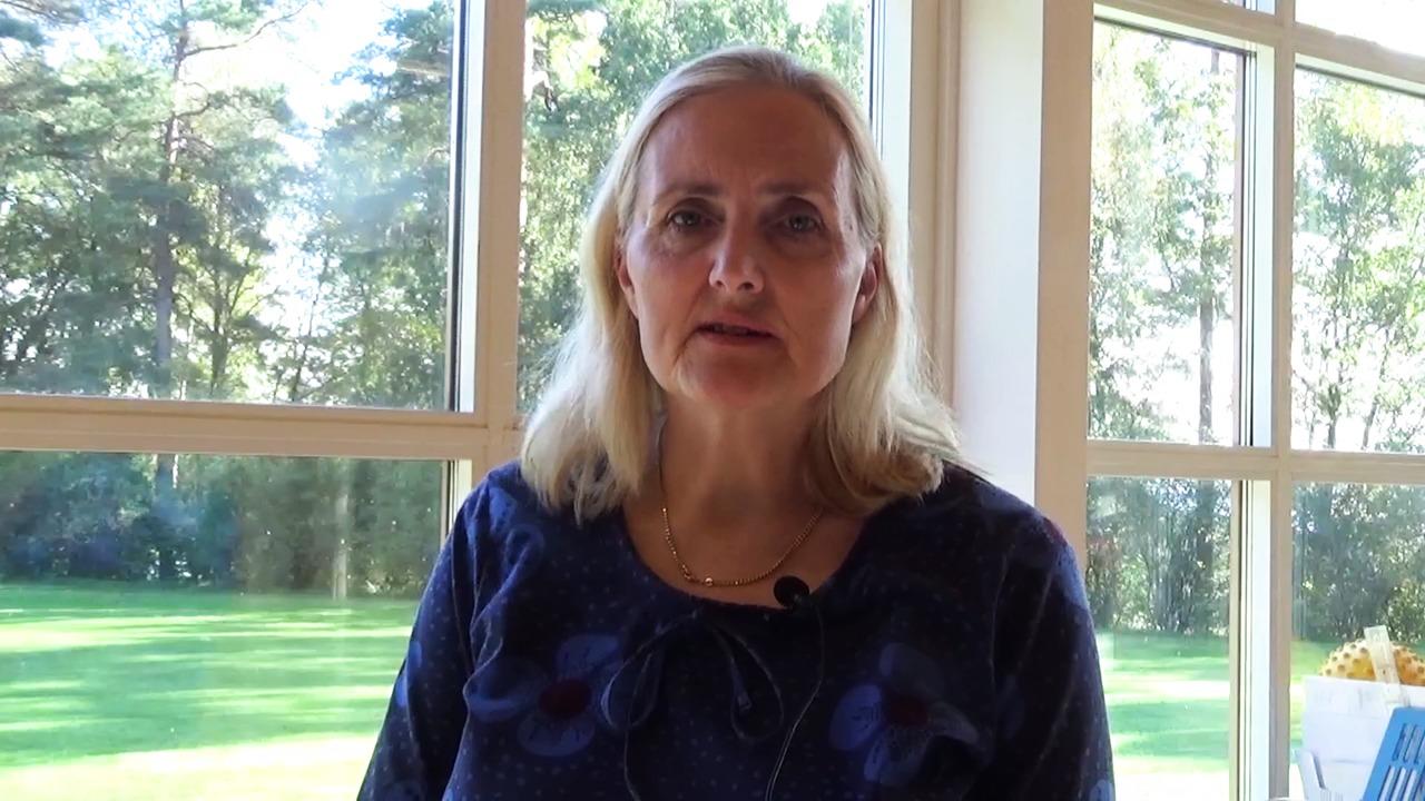 Servohandsken - Användare berättar: Bioservo besöker Mälargården Rehab Center