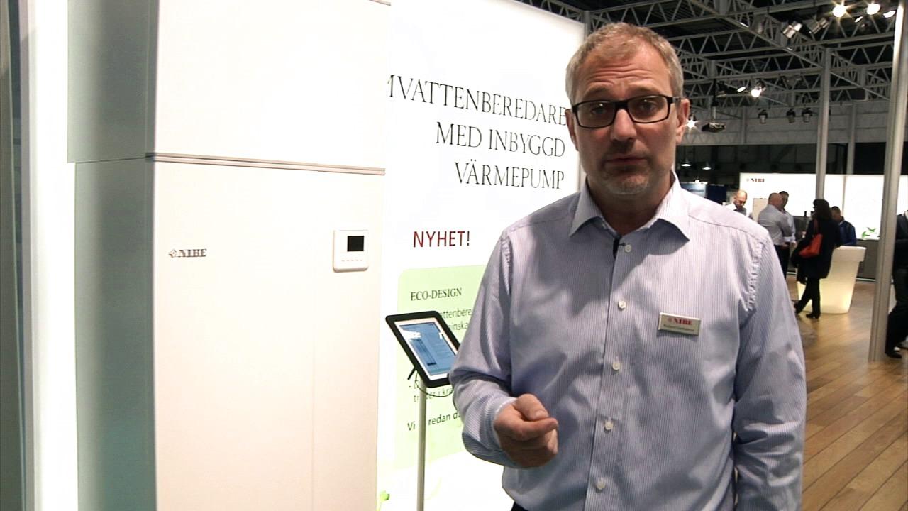NIBEs nyheter på Nordbygg 2014