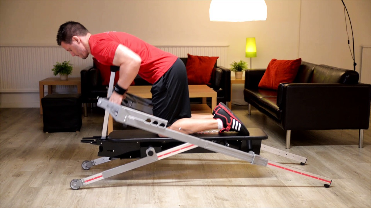 Keiron Fitness Bench+ (Bänkpress, Rodd & Marklyft)