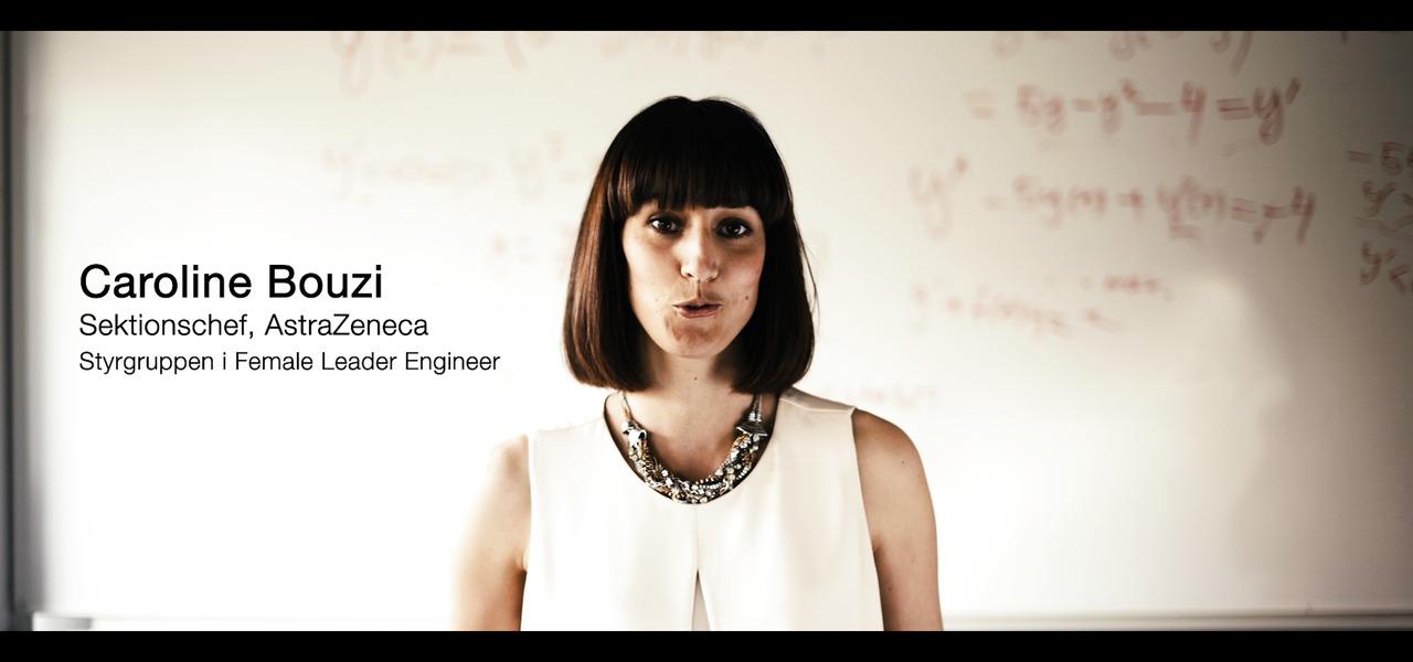 Female Leader Engineer