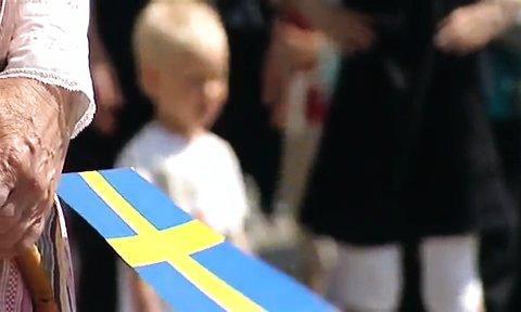 Nationaldagen 2010 i Ystad