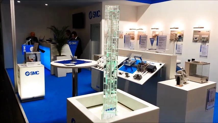 SMC presenterar Acrylic Manifold