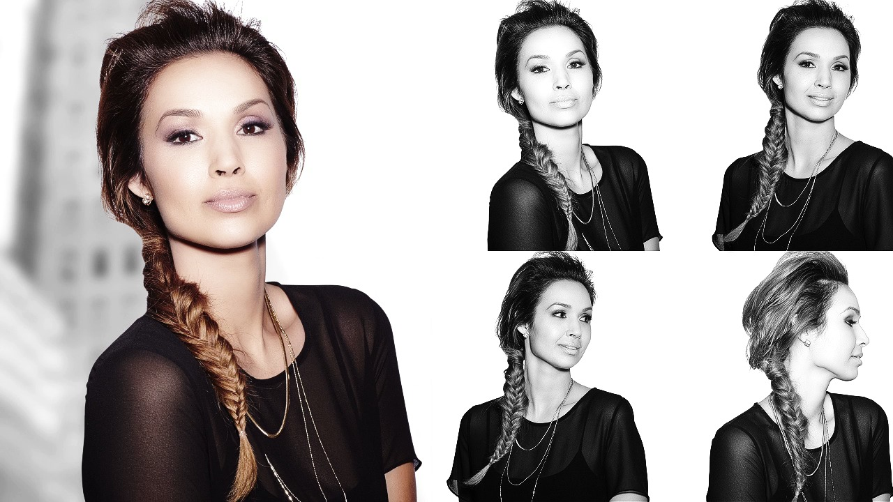 REDKEN Fishtail tutorial