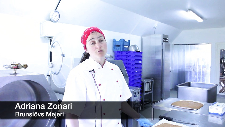 Brunslövs Mejeri utvecklade ny produkt på rekordtid tack vare Krinovas mångkulturella kompetenspool