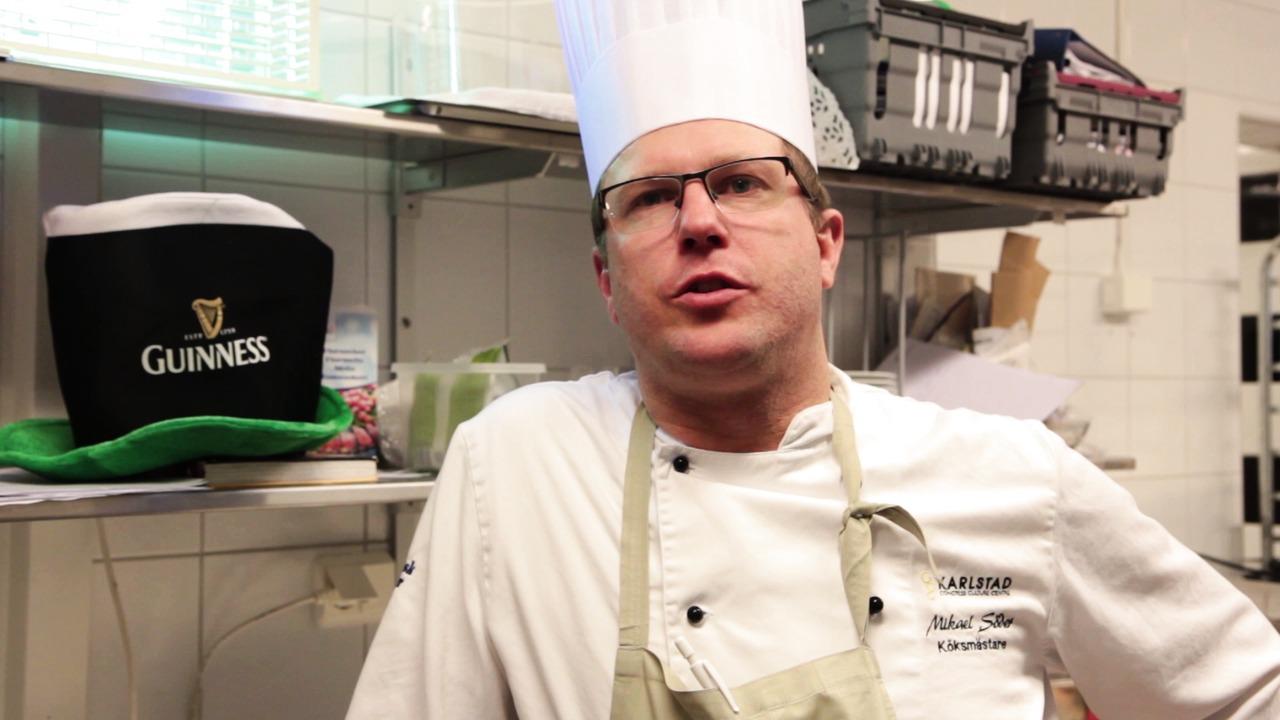 Söderläge, Karlstad CCCs matvlogg, avsnitt två