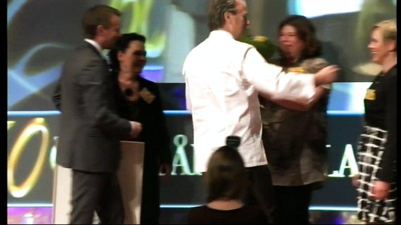 Arla Guldko® 2010 - prisutdelning Bästa Matglädjeskola