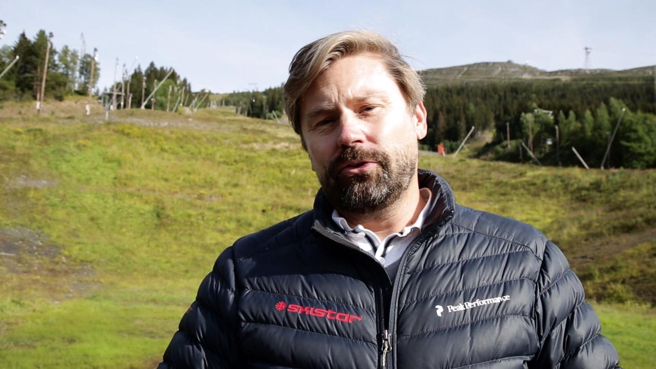 SkiStar AB: Vinterns nyheter i Åre 2015/16