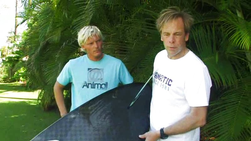 FreeWave TeXtreme windsurfing board
