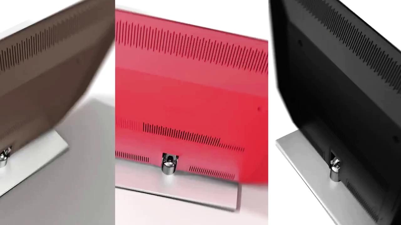 Oplev det nye Loewe Connect ID. Førsteklasses underholdning i smart design - f. eks. i den nye trendy farve Raspberry.