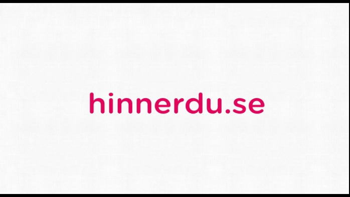 En liten rolig, glad och söt film om HinnerDu.se. Endast 30sek lång.