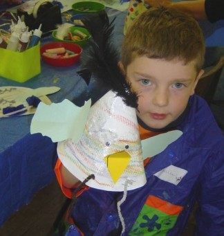 The Creation Station teams up with Barnardo's to hold Big Toddles in over 300 centres across the UK.