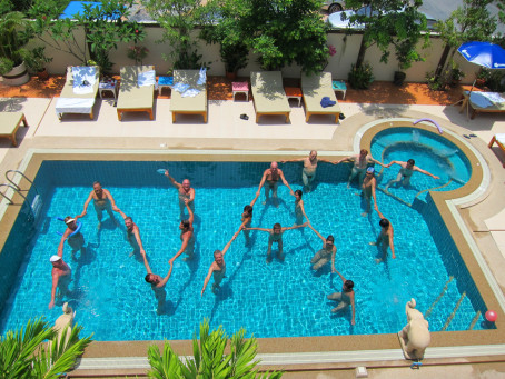Growing interest for naturist vacations in Thailand