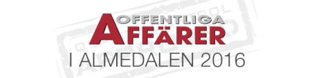 Följ med Offentliga Affärer till Almedalen 2016!