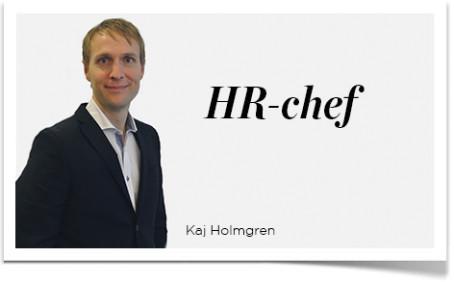 Kaj Holmgren från Grupp F12 blir ny HR-chef hos Inspira! - Inspira - En del av upplevelsen