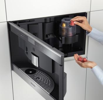אדיר מכונת קפה בילט אין יוקרתית Miele CVA6431 כחדשה בפחות מחצי מחיר WC-94