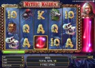 Mythic Maiden video slot at Vera&John Casino