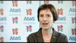 Michele Hyron, Chief Integrator at Atos for the London 2012 Games