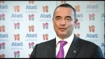 Patrick Adiba, CEO Atos for Olympics, Iberia and Major Events