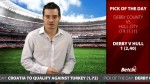 Euro 2012 play-offs on Betclic TV