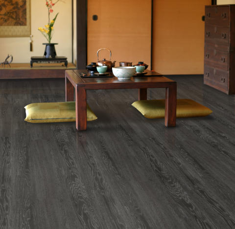 New Allure Flooring Design Aspen Oak Black Evorich