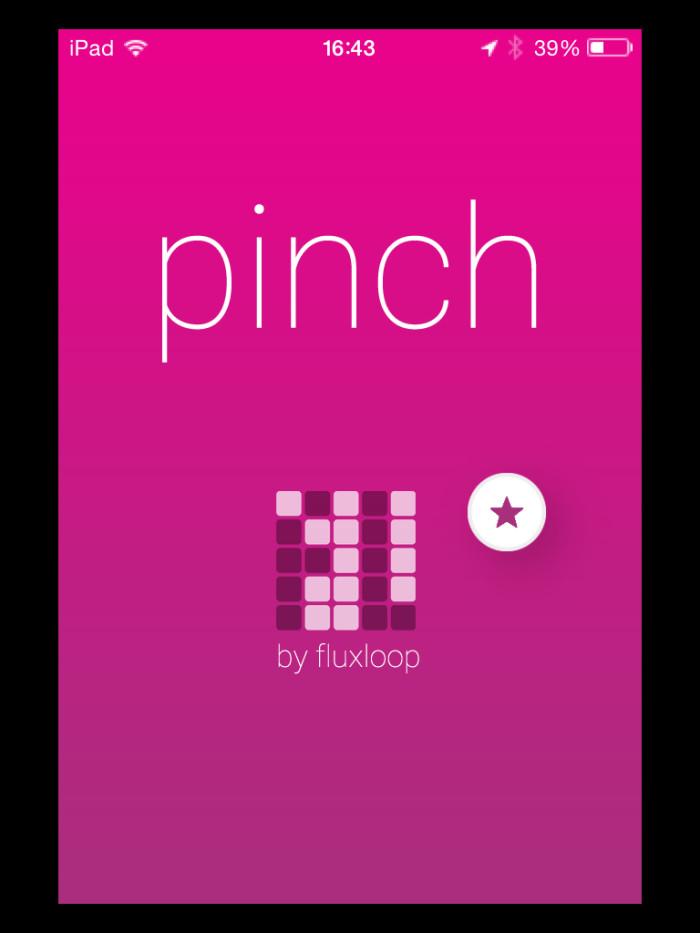 Pinch ikon