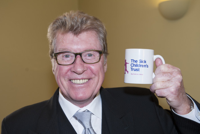 Image result for michael crawford charities