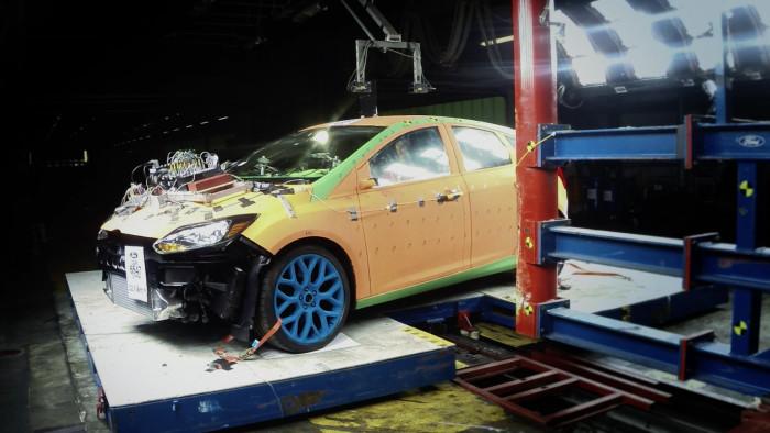 Episode 2: Focus RS - fra designstudio til krasjtestingslabaratoriet.