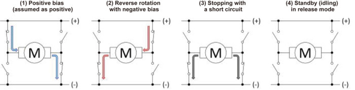 Negative Power Supply 2 Positive Power Supply 3 Tacho 4 Pwm