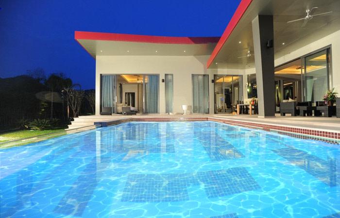 Baan Ing Phu pool villa