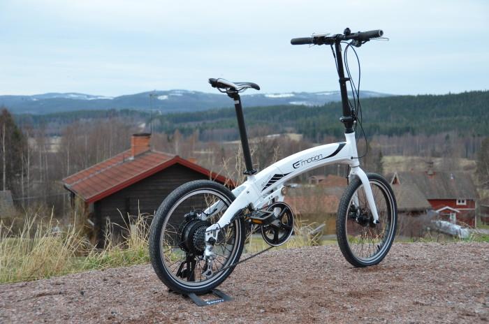 christiania cykel elmotor
