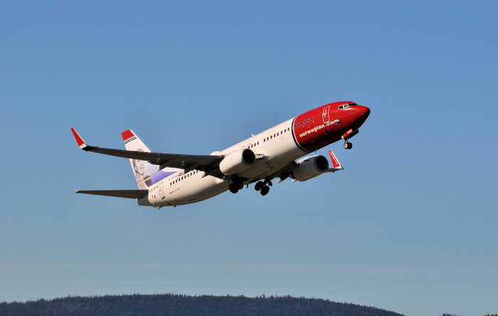 Norwegian to double flights between London Gatwick and Gothenburg this winter