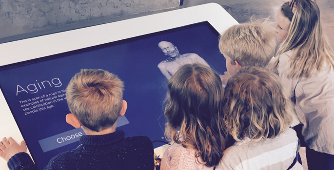 Latest News: New Visualisation Technology to boost interest in Natural Science
