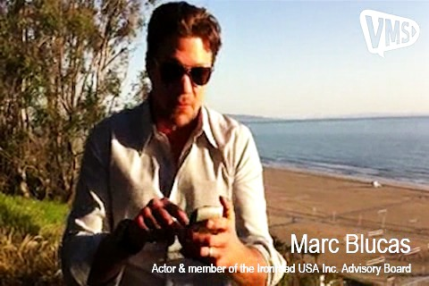 Marc Blucas VMS