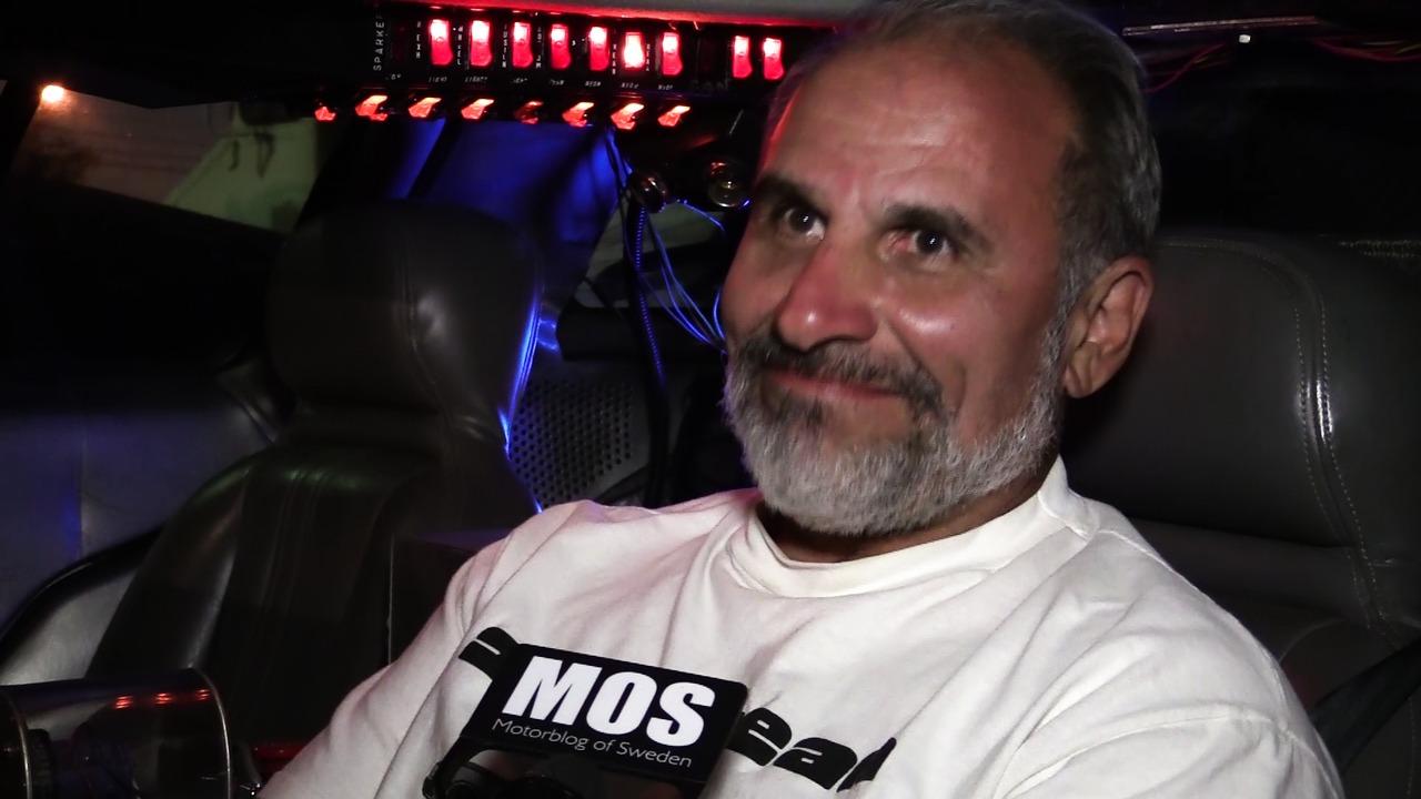 DeLoreans i Las Vegas Del 1