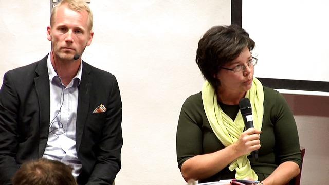 Hur kan vården centraliseras med patienten i centrum? Vårdanalys seminarium i Almedalen 2013.