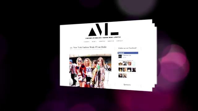 Modeblogprisen 2012