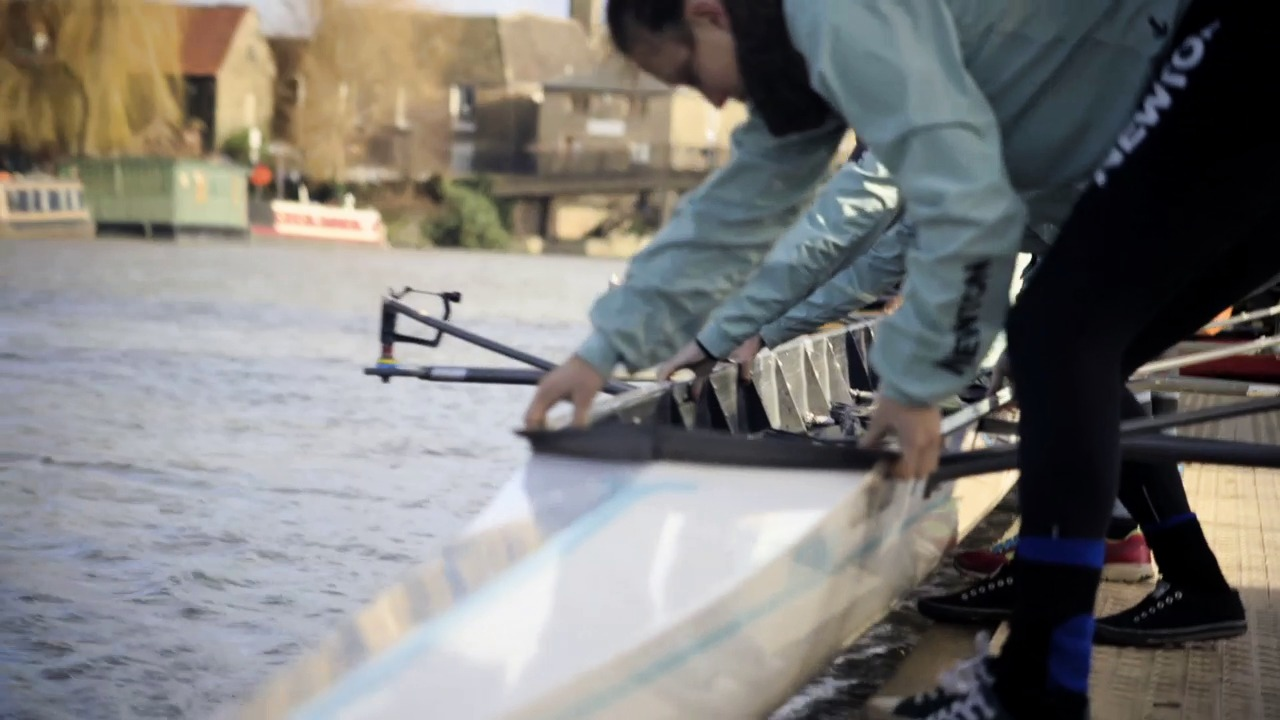 Teaser Trailer for the Newton Women's Boat Race 2014