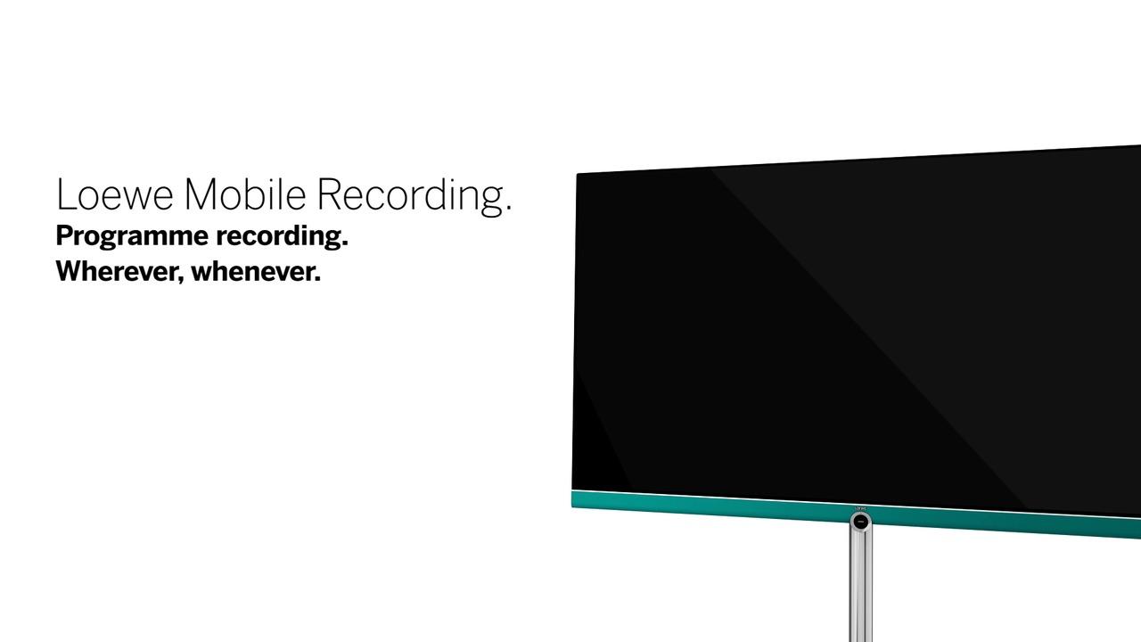 Det nye Loewe Connect UHD TV er det mest avancerede og fleksible TV, når det gælder harddiskoptagelse og TV-streaming