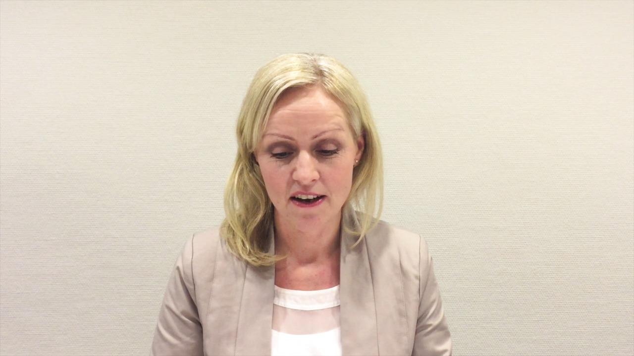 Ingrid R. Mathisen har nettopp ringt en storvinner fra VikingLotto.