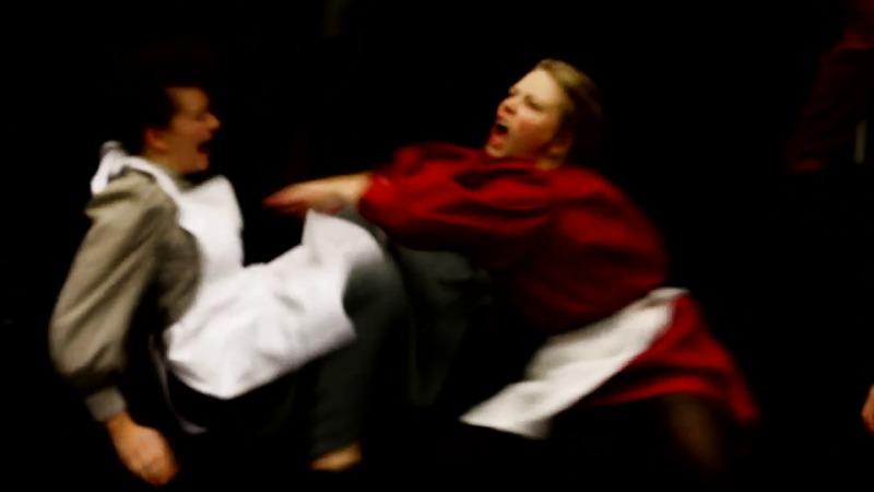 Teater Relevant presenterar Helen Keller - trailer