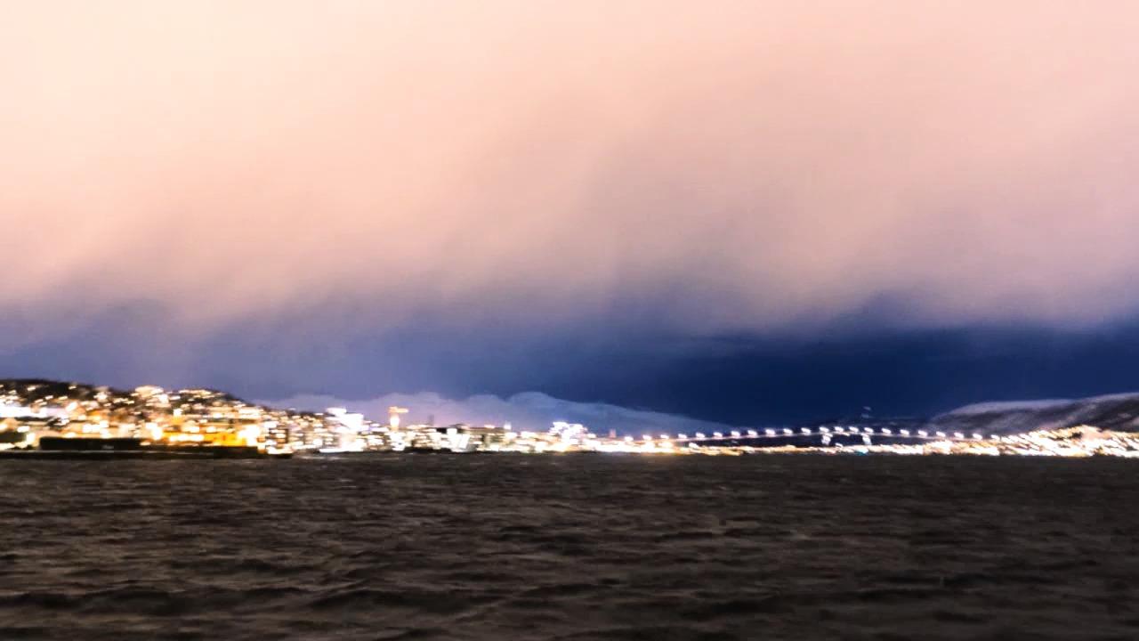 Sjøforsvaret under øvelse Joint Viking i Finnmark/ Norwegian Navy during exercise Joint Viking in the arctic