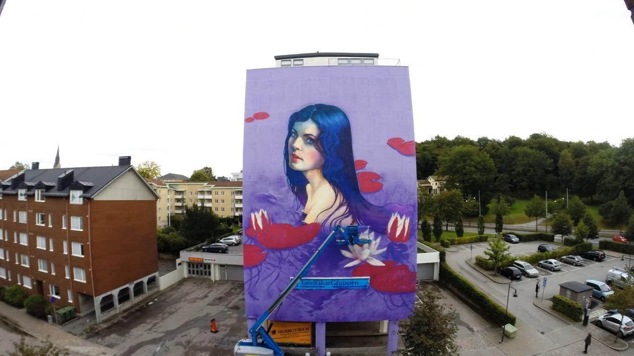 Natalia Rak - Ophelia för No Limit Borås